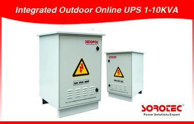 Integrated Outdoor UPS High Power Online UPS Power Supply 1-10KVA for Industry