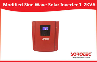 চীন 1-2KVA 230VAC Solar Power Inverter System Built in PWM Solar Charge Controller কারখানা